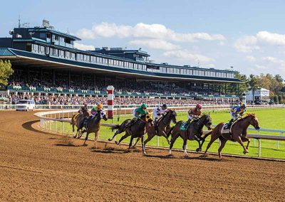 Keeneland Lexington kentucky attractions things to do