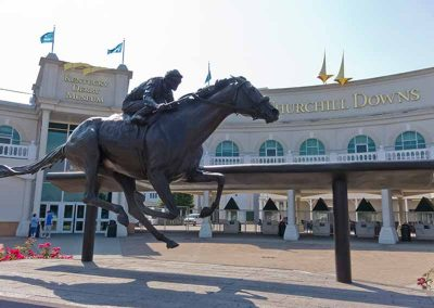 Churchhill Downs Louisville Lexington kentucky attractions things to do